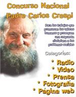 Afiche Primer Concurso Padre Carlos Crespi